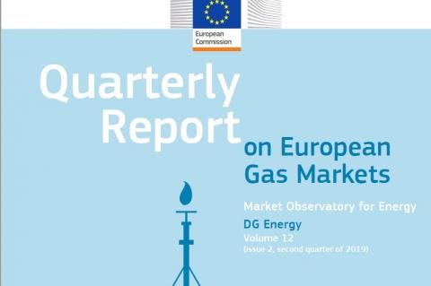 Quarterly Report on European Gas Market